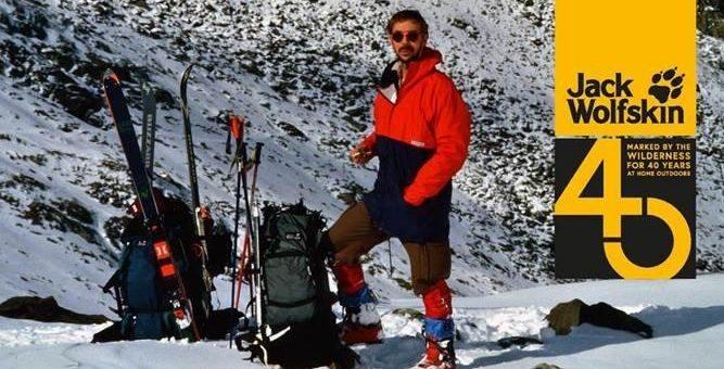 40 Jahre Jack Wolfskin: 40 Jahre Abenteuer, Wetterschutz und Innovation