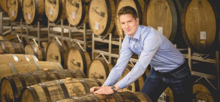 Young Craft Distiller 2021: Jonas Klöckner von BIRKENHOF-BRENNEREI ausgezeichnet