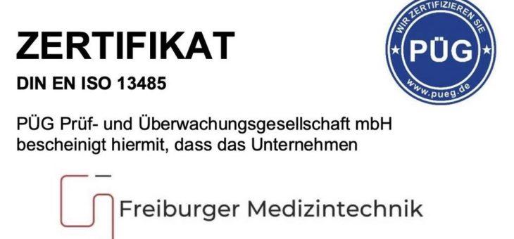 Freiburger Startup schaut trotz schwerer Zeiten nach vorn