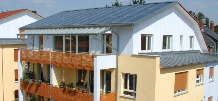 Ausbildungsziel: neuen Wohnraum schaffen