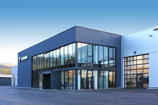 Neue Scania Filiale Puch/Urstein eröffnet