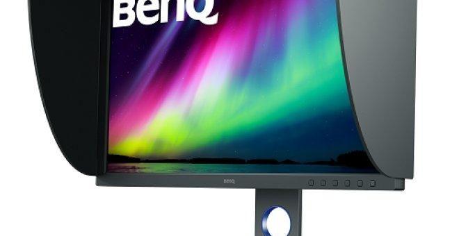 BenQ SW271C – Neuer USB-C Monitor für farbechte  Video- und Bildbearbeitung