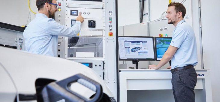 Lösung zur Emulation von Ladesäulen beschleunigt Entwicklung von Elektrofahrzeugen für internationale Märkte