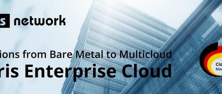 noris network beim virtuellen CloudFest: Multicloud-Strategien realisieren