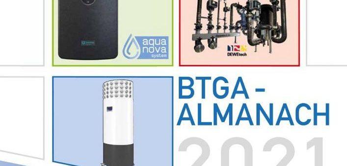 ISH digital 2021: BTGA-Almanach veröffentlicht