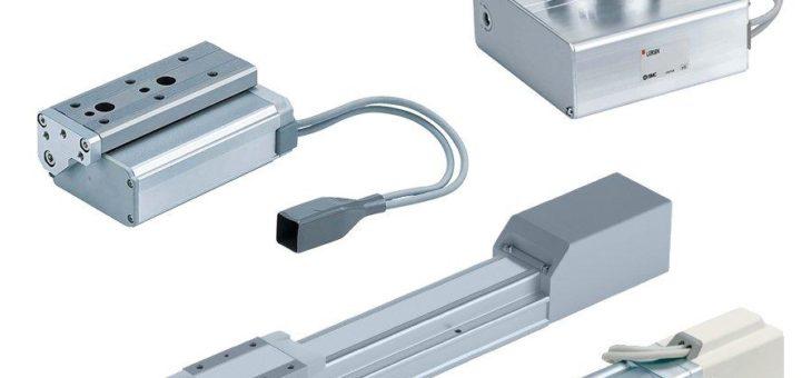 Kennen ihre Position: Elektrische Antriebe mit batterielosem Absolut-Encoder für mehr Produktivität und Nachhaltigkeit  