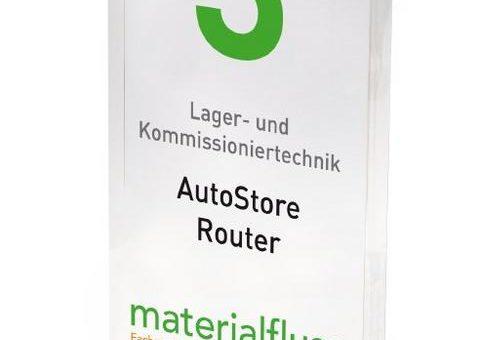 AutoStore für Effizienz-Software Router ausgezeichnet