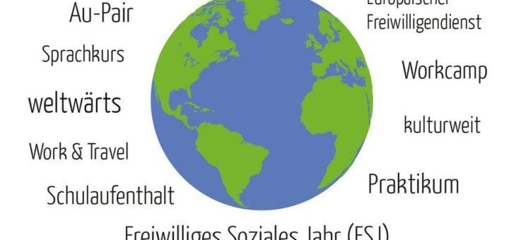 """""""FSJ im Ausland?!"""" – Auslandsaufenthalte von A – Z"""
