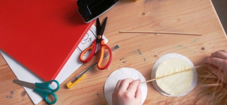 Ferien-Mitmach-Aktionen fürs Kinderzimmer