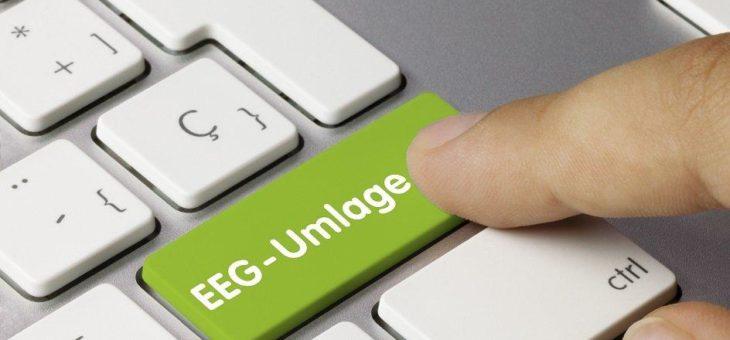 EEG-Umlage – Was für Anlagenbetreiber gilt