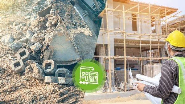 Bauen noch teurer dank Recycling-Reform