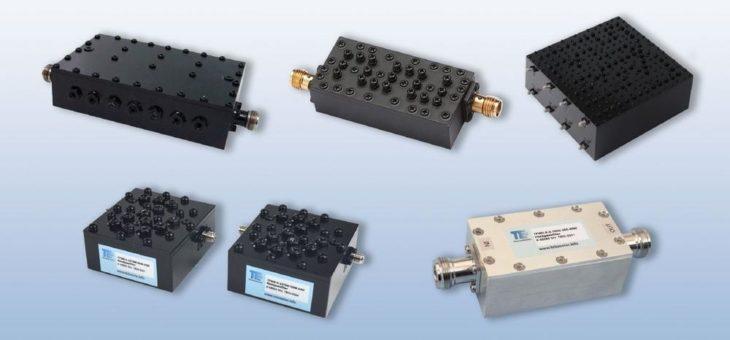 Markenfilter von Telemeter Electronic