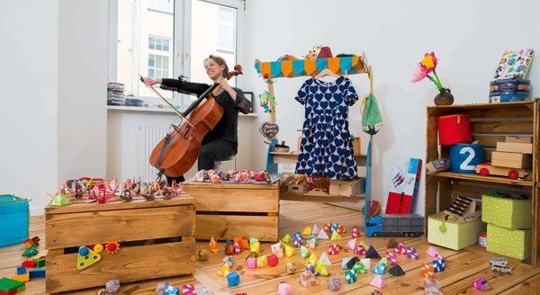 """Ostergeschenk für Kinder – """"Tranquilla Trampeltreu"""" als akustische Reise"""