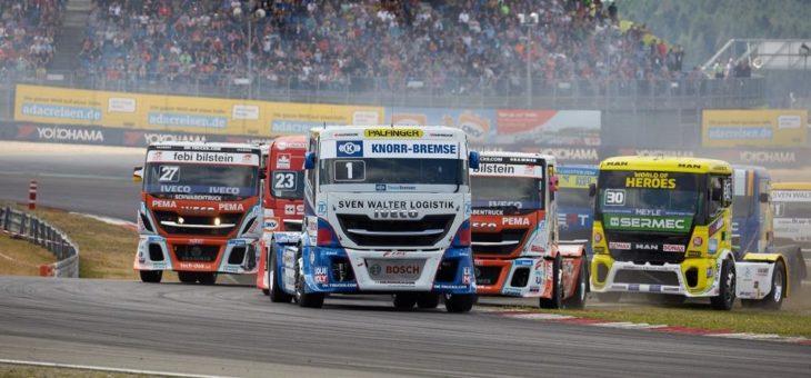 Internationaler ADAC Truck-Grand-Prix 2021 findet als Hybrid-Event statt