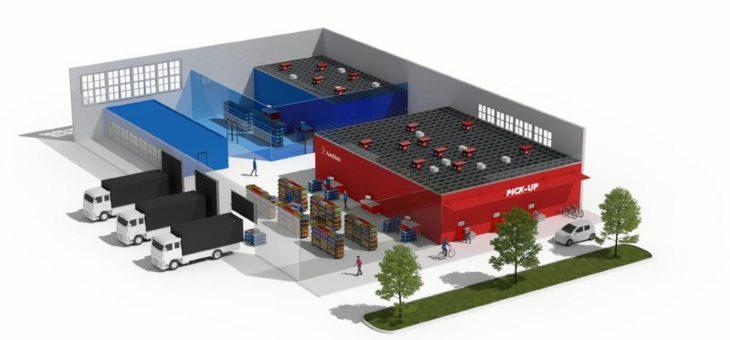 H Mart arbeitet mit AutoStore zusammen, um automatisierte Micro-Fulfillment-Center bereitzustellen