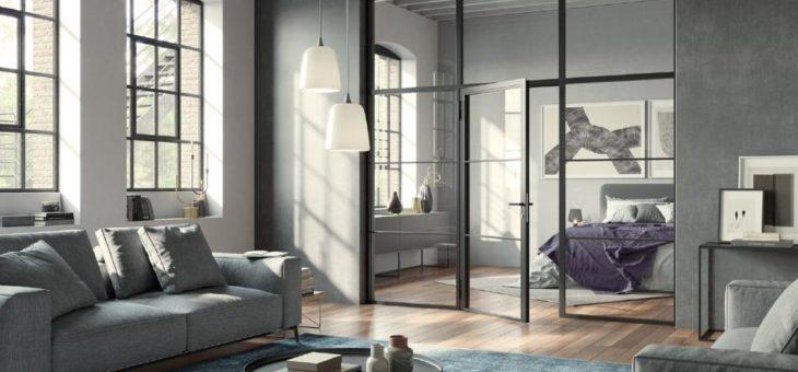 Lofttüren von Hörmann im angesagten Industrial-Style