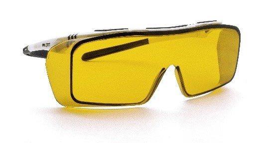 Die neue Laserschutzbrille ONTOR mit Blaulichtfilter