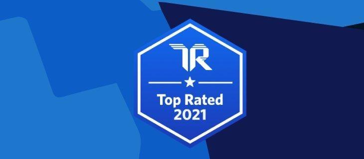 """Dynamic Yield gewinnt zwei 2021 """"Top Rated Awards"""" von TrustRadius"""