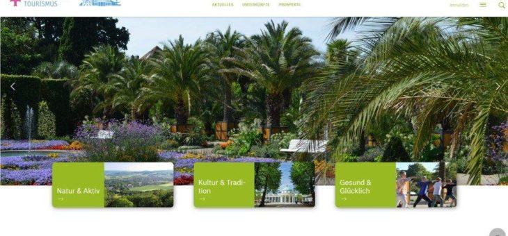 Neue Website für Bad Pyrmont