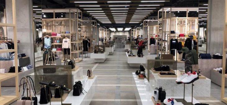 Schwitzke gestaltet Store-Konzept für Premium-Marke XYZ in Belgrad