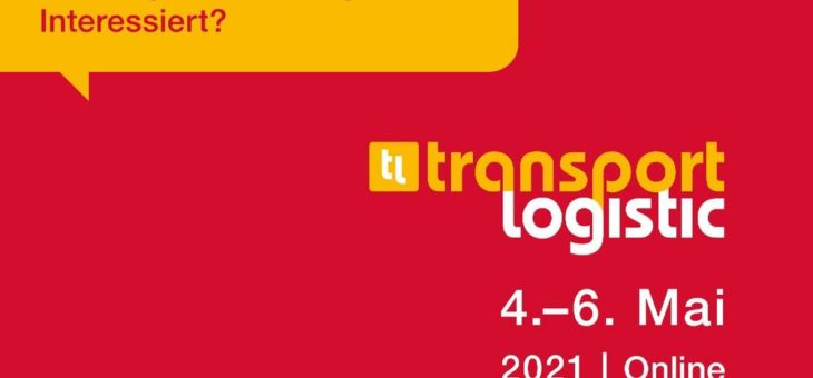 Vorbereitungen für transport logistic Online sind in vollem Gange