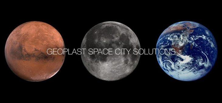 Die Geoplast Space City Solutions sind da!
