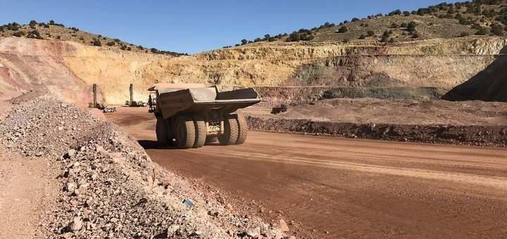 Noch mehr Mineralisierungen in Nevada