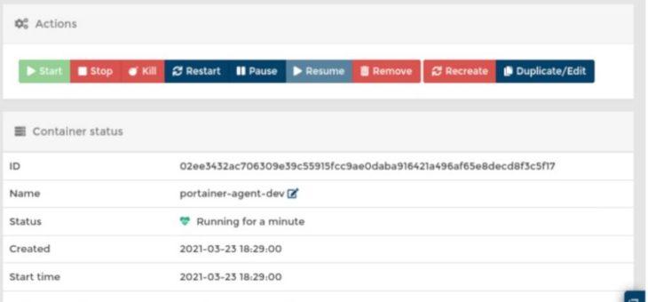 Cloudogu integriert Portainer zur Verwaltung von Docker-Containern in sein EcoSystem