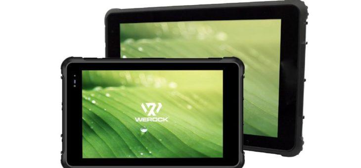 Rocktab S100-Serie: WEROCK stellt neue Rugged Tablets vor
