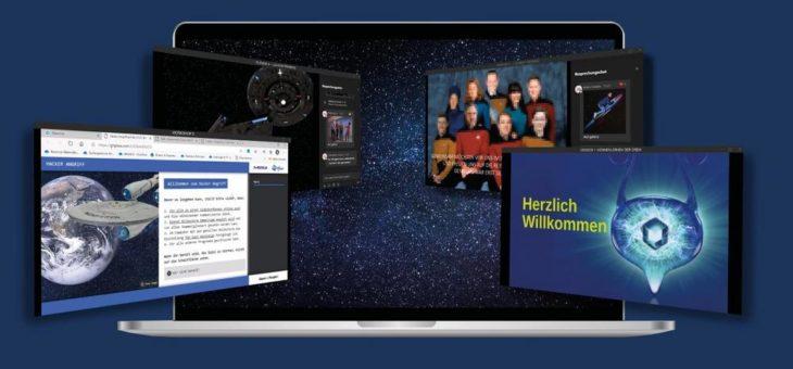 Merck und Pfizer setzen bei Gamification-Konzept von digitaler Außendiensttagung auf VOK DAMS