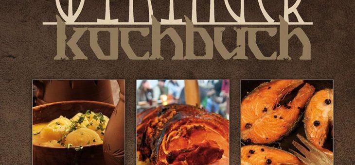 Neuauflage: Zauberfeder bringt »Wikinger-Kochbuch« neu heraus