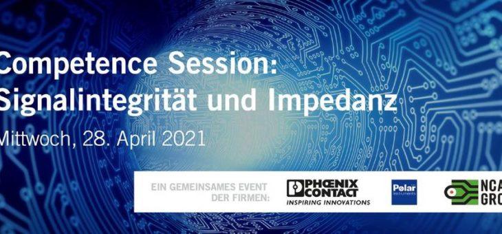 Signalintegrität und Impedanz – Digitale Competence Session der Unternehmen Polar, NCAB und Phoenix Contact