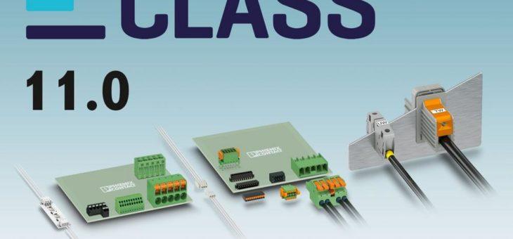 Phoenix Contact klassifiziert seine Produkte nach ECLASS 11.0