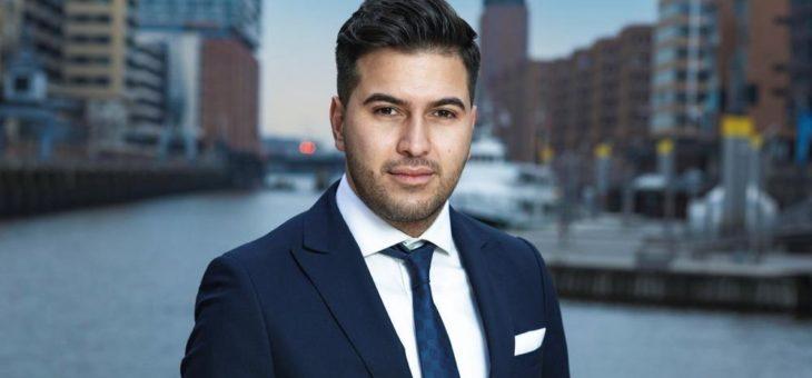 Iman Azizi gründet Beratungsunternehmen AZIZI INVEST