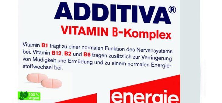 Bei Erschöpfungszuständen und Müdigkeit Vitamin B-Status wichtig