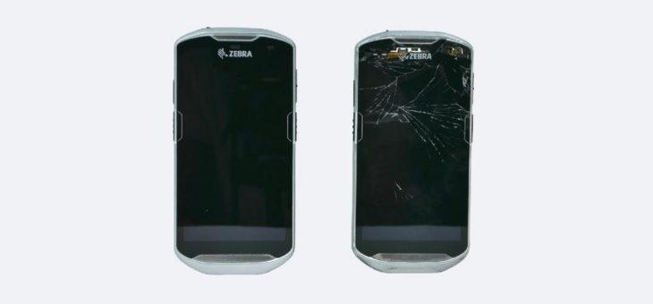 Displaytausch und Touchscreen Reparatur bei MDE Geräten