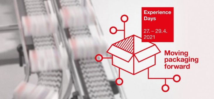 "Leuze Experience Days im April: ""Moving packaging forward"""
