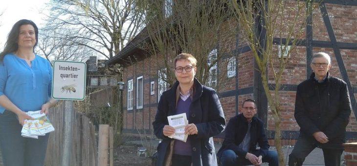 """Klimaschutz: HanseWerk-Tochter ElbEnergie unterstützt """"Pestizidfreie Gemeinde"""" in Seevetal"""
