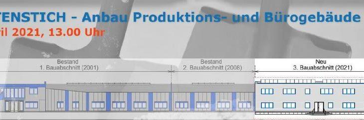 LLT Applikation GmbH erweitert erneut Produktionskapazitäten