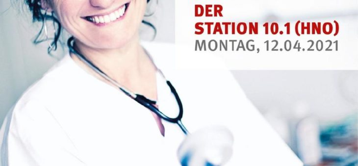 Instagram Takeover der Pflegekräfte der HNO Station am Klinikum Bielefeld