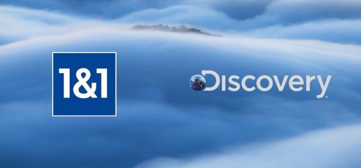 Neue Vereinbarung, neue Sender: Discovery und 1&1 verlängern und erweitern Partnerschaft