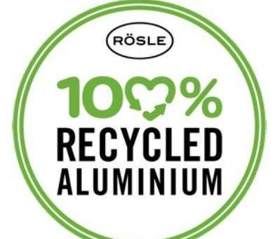 100 Prozent Rösle – 100 Prozent Nachhaltigkeit