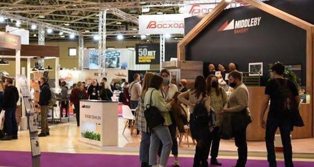 Bakery Moscow – Startschuss für die globale Lebensmittelindustrie in die Messesaison 2021/ 2022