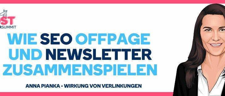 Workshop zu SEO OffPage für Newsletter von der ABAKUS Internet Marketing GmbH am 15.04.2021