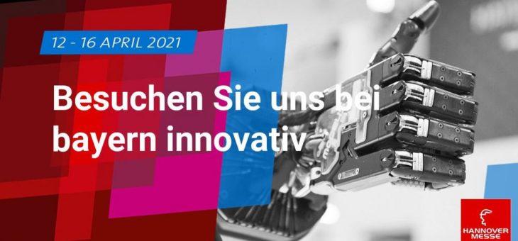 Contech auf der Hannover Messe 2021 – KI-System für die Industrie 4.0