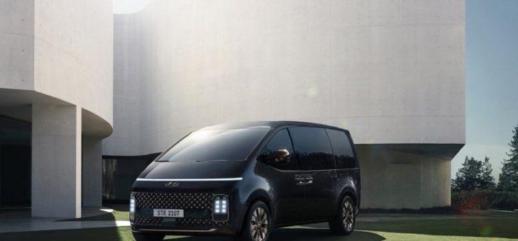 Hyundai Motor stellt Van-Baureihe STARIA vor