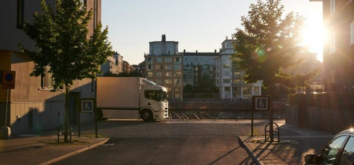 Scania Elektro-Lkw – eine immer attraktivere Option