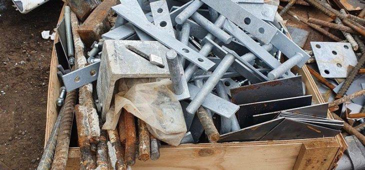 Schrotthandel und Metallhandel in Krefeld und Umland