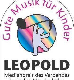 """Nominierungen für den """"Medienpreis LEOPOLD – Gute Musik für Kinder"""" mit neuem Sonderpreis """"Elementare Musikpraxis digital"""" bekannt gegeben"""