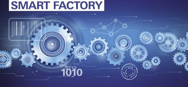 Digitale Transformation – in vier Schritten zur Smart Factory